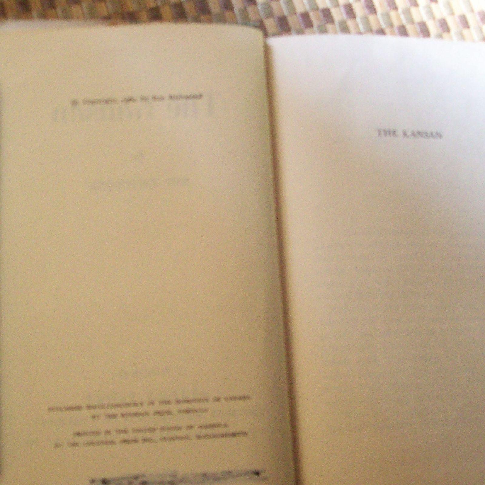 The Kansan by Roe Richmond 1960 HBDJ