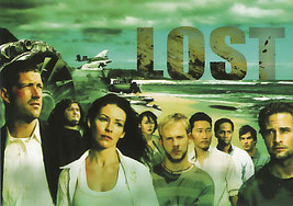 Lost L-SD2004 San Diego Comic-Con Promo Card - $2.50