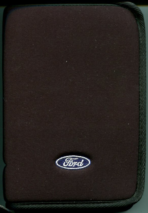2009 FORD EXPEDITION Owners Manual, FORD Owners Manual -Used Slightly