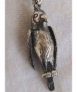 Mini parrot silver pendant  - $28.00