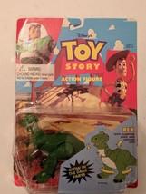 Disney Toy Story Rex Action Figure NIB Thinkway Toys - $19.80