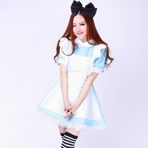 2017 Anime Alice In Wonderland Dress Lolita Dress Maid Cosplay costumes - ₨5,206.96 INR