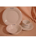 Schonwald Porcelain Breakfast China Bellagio Lion Crown - $24.99