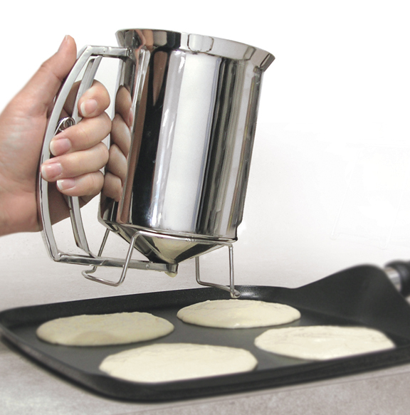 New Pancake Batter Dispenser stainless steel maker