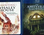HAUNTING, THE: Amityville & Whaley NEW 2 BLU-RAY