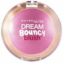Maybelline Orchid Hush No 45 Dream Bouncy Blush Rouge Make Up New - $7.37