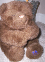 Hasbro BABY BROWN BEAR CUB FUR REAL plays peek-a-boo  purrs peek giggles... - $19.99