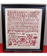 Emma Sanford Sampler cross stitch chart Dutch Treat Design - $21.60