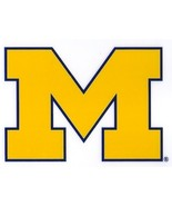 University of Michigan (U of M) Reusable Static Cling Decal - $6.00