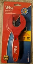 Wiss Ratcheting Pipe Cutter Adjusts To Cut Pipe Diameters From 6MM-23MM image 2