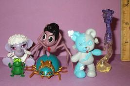 Monster High Azura Shiver Daddy Rhuen Teddy Bear Doll Pet Nefera Spectra... - $44.99