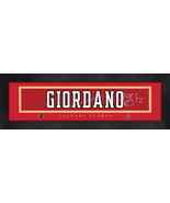 Mark Giordano Calgary Flames Player Signature Stitched Jersey Framed Print - $39.95