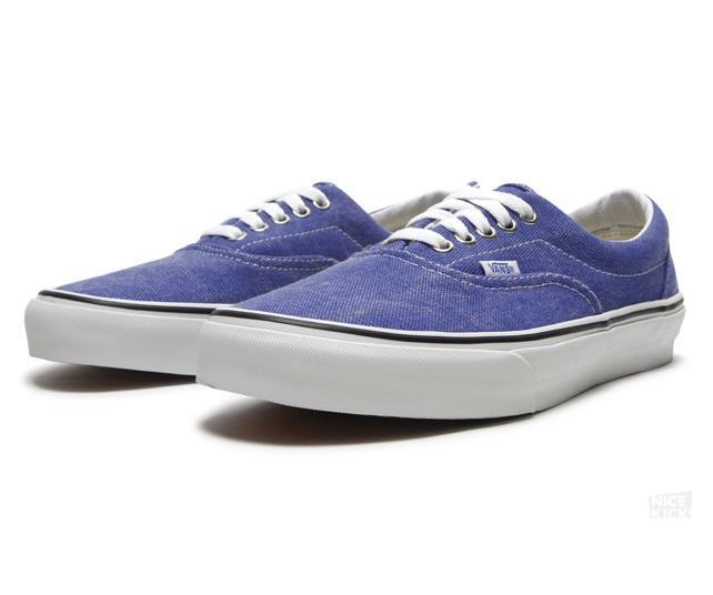 dbb885229f Men s Guys Vans Era Distressed Blue Casual and 50 similar items