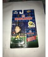 NEW 1996 Corinthian NFL Headliners Action Figure Brett Favre Green Bay P... - $3.80