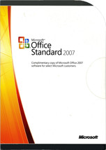 Microsoft Office: Standard 2007 (Retail) - Full Version for Windows 021-... - $39.99