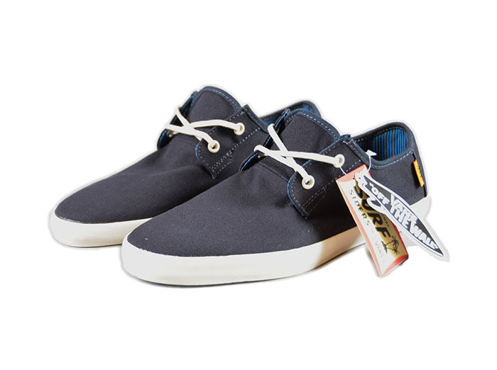 3be6df06722 Men s Guys Vans Michoacan Surf Siders Navy and 50 similar items