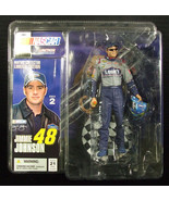 McFarlane Jimmie Johnson 48 NASCAR Action Figure Series 2 MIP - $22.99