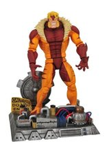 Marvel Select: Sabretooth Action Figure MIB - $39.99