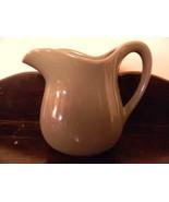 Heavy Duty Vintage Pottery Pitcher - 4 Cup - $32.00
