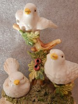 Porcelain Large Bird Figurine . Made in  Italy - $35.00