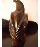 Wood Carved Bird Carving - $89.00