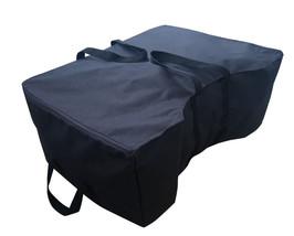 Deluxe black LINER BAG for DMY trunk Harley Honda Yamaha XL motor free s... - $129.99