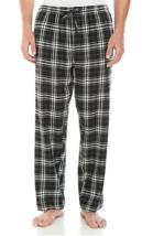 NWT Saddlebred  XL  Soft Cotton Flannel Draw String Waist Pajama Pants P... - $11.87