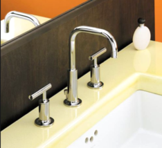 Bathroom Sink Faucet with Metal Drain Assembly - $459.95