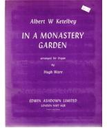 In a Monastery Garden - $20.00