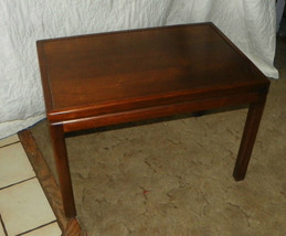 Walnut End Table / Side Table  (T268) - $299.00