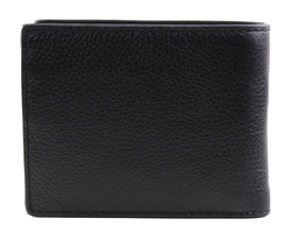 Calvin Klein Ck Men's Leather Billfold Id Wallet With Removable Card Case image 14