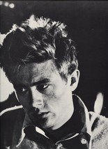 James Dean. 1978 Reproduction Print. 15 X 10.5 - $11.76