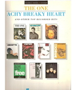 The One Achy Breaky Heart and Other Top Recorded Hits - $6.00