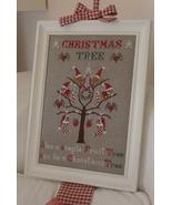 Christmas Tree cross stitch chart Cuore E Batticuore   - $12.60