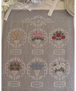 Giardino d'Inverno cross stitch chart Cuore E Batticuore   - $12.60