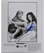RUNAWAY BRIDE CAST SIGNED PHOTO x2 - RICHARD GERE, JULIA ROBERTS  w/COA - $239.00