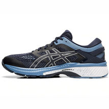 Asics Men GEL-Kayano 26 Running Shoes  Extra Wide Midnight Blue 1011A541... - $120.00