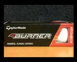 TaylorMade Burner 60 Compression (1 Sleeve) 3pk Golf Balls - $122,64 MXN