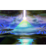HAUNTED HARNESS POWER UNIVERSAL PYRAMID Spell 91 yr old Witch Cassia4 Magick  - $37.33