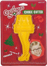 A Christmas Story Movie Leg Lamp Figure Plastic Cookie Cutter, NEW UNUSED - $9.23