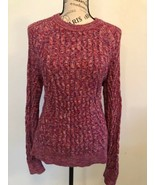 GAP Women's knitted sweater purple and pink, Size M - $9.99