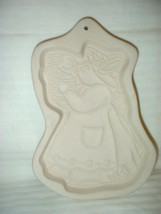VINTAGE LONGABERGER POTTERY EASTER BUNNY CANDY COOKIE MOLD 1994 RARE - $24.99