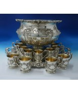 Francis I by Reed and Barton Sterling Silver Punch Set w/GW 14pc (#5231) Superb! - $58,410.00