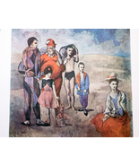 Fine Art Prints - Family of Saltimbanques by Pablo Picasso, 9 X 12 - $2.95