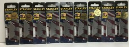 (New) Stanley 11-921 5-Pack  Heavy Duty Utility Blades Lot of 9 - $24.74
