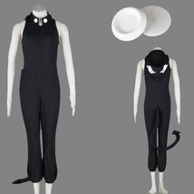 Soul Eater Medusa Halloween anime cosplay black costume party wear - $51.06