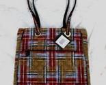 Vera bradley three pocket tote patchwork plaid use thumb200 thumb155 crop