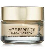 L'oreal Paris Age Perfect Hydra Nutrition Day/Night Cream, 1.7 oz. - $13.76
