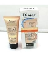 SPF 50 Face Skin Care, Facial Body Sunscreen Cream Sunblock PA++ Anti-Ag... - $13.60