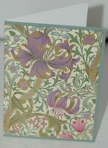 Caspari 85631 46 Golden Lily The Huntington Library Art Collect Cards & Envelope image 3